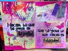 Art journal. Leticia Guzmán