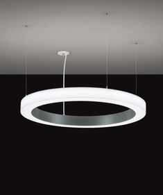 GlowRing™ Pendant - OCL Architectural Lighting Recessed Ceiling, Ceiling Lights, Light Architecture, Halo Rings, Pendants, Lighting, Home Decor, Decoration Home, Light Fixtures