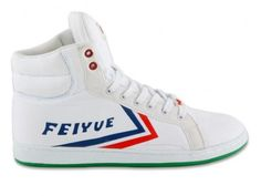 Feiyue shoes. lightweight, flexible and grippy kung fu shoes. You must like it. You can find original feiyue shoes and professional Tai Chi Shoes on ICNbuys.com