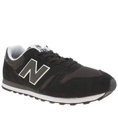 373 black&white new balance