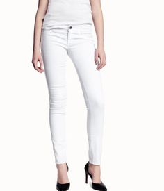 H White Super Skinnies   $12.95