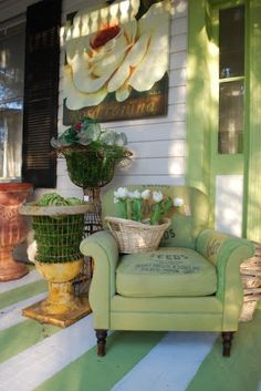 Porch - From Lucketts Store Gallery