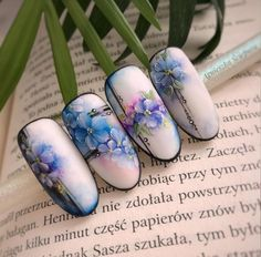 Gemstone Rings, Nail Art, Gemstones, Nails, Jewelry, Watercolour, Finger Nails, Jewlery, Ongles