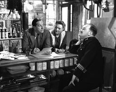 Stanley Holloway, chief among the citizens of Burgundy (Pimilico), considers the merits of full independence in Passport to Pimlico, Brief Encounter, Classic Films, Old Movies, Film Movie, Old Photos, Passport, Cinema, Burgundy, Popcorn