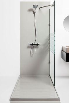 dekton trilium wall cladding silestone shower tray cosentino pinterest. Black Bedroom Furniture Sets. Home Design Ideas