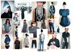 Collage of Denim R.I.RIMIX