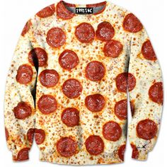 Pizza Sweater - 1991INC - tap to buy