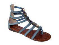 Chloe Boutin Women's Jeweled Gladiator Sandals (CAYO-02)