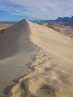Kelso Dunes, Mojave National Preserve, San Bernardino, California