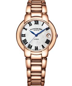 Check out this Ladies 35 mm diameter Jasmine watch from RAYMOND WEIL