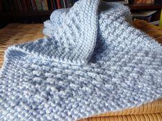 Ravelry: Little Baby Angel Blanket pattern by Janice MacDaniels