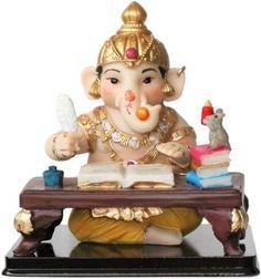 """Small Ganesh at Desk 5"""""""