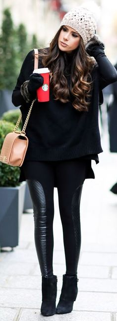 Winter Chic Outfits                                                                                                                                                                                 Más