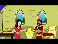 O Banquete de Ester – Episódio 07 - para assistir é só clicar! E pra ver mais histórias acesse nosso canal do Youtube.