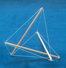 More tensegrity variations Roof Architecture, Architecture Details, Line Sculpture, Mathematics Geometry, Tensile Structures, Deconstructivism, Geodesic Dome, Wood Construction, Inspiration