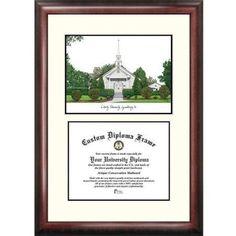 Liberty University 8.5 inch x 11 inch Scholar Diploma Frame