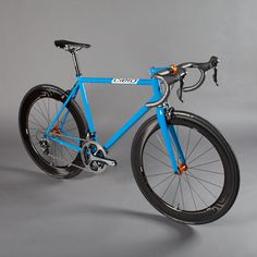 Ceilo Build Custom with Chris King components and enve wheels