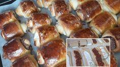 Hrnkový chléb téměř bez práce – RECETIMA Czech Recipes, Dessert, Pretzel Bites, Bread, Cake, Nova, Dios, Chocolate Pies, Marmalade