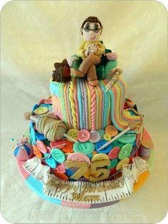 Nan's Birthday Cake