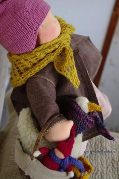 Cunegonde by Winterludes doll, a girl with her own story...
