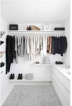 50 Desain Lemari Pakaian Minimalis - Pakaian menjadi salah satu kebutuhan pokok manusia. Biasanya orang berbelanja pakaian setiap beberapa ...