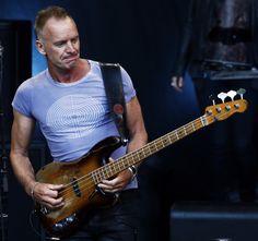 #Sting a #UmbriaJazz 2012