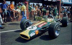 1968 GP RPA (Graham Hill) Lotus 49 - Ford