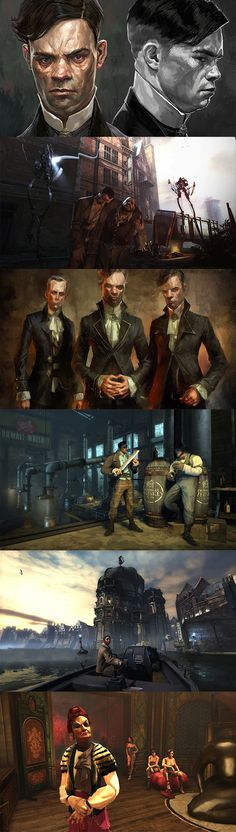 Dishonored: My all time favourite game, and I've played and loved quite a few.  This game is seriously amazing, and incredibly unique, from the gameplay to the art there's really nothing quite like it.