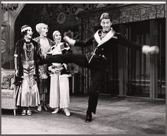 "Bobby Van starred in ""No, No, Nanette"" on Broadway along with Susan Watson and Tony winner Helen Gallagher. 1971"