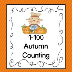 Use these 1-100 counting cards in your math stations or as an assessment tool. FREE!