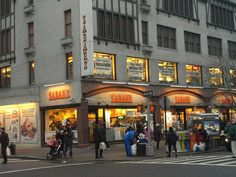 Zabar's, 2245 Broadway (Upper West Side)   44 Amazing NYC Places That Actually Still Exist