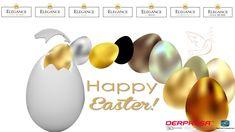 Happy #Easter from Derprosa Film™-Ti!  #EasterMonday2018 #PremiumLuxuryFilms