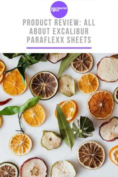 Here's a breakdown of the most important things for you to know about the Excalibur Paraflexx sheets. #paraflexxdehydratorsheets #dehydratorsheets #fooddehydrator #dehydratedfood