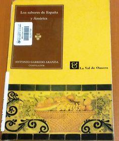 Título: Cultura alimentaria de España y América    / Ubicación: FCCTP – Gastronomía – Tercer piso / Código: G/ALT/ 394.1 C8