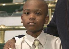 Sequestrador liberta menino que não parava de cantar música gospel