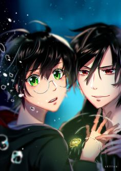 from the story Aide moi ❤💔(hptj) by cat-nam_werewolf (Cat WereWolf) with reads. Harry Potter Anime, Harry Potter Fan Art, Cute Harry Potter, Harry Potter Ships, Harry Potter Fandom, Harry Potter Memes, Wattpad, Barty Crouch Jr, Lgbt