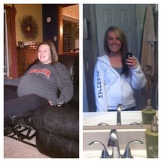 """Kelsey Behm needed to lose weight after a pregnancy, and unexpectedly started a thriving business after sharing her success. """"I wanted to help people who had been struggling like me. I had to share these amaXYNG products with anyone who would listen."""" www.redboxrevolution.com details how you can lose 5-15 lbs in 8 days the BIG RED BOX Rocks!"""