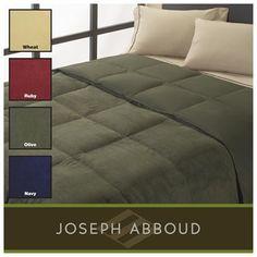 bedspread olive