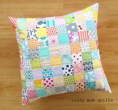 pretty patchwork projects