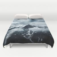 Mont Blanc collection Duvet Cover