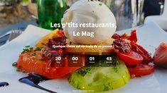 1️⃣ Les p'tits restaurants, Le Mag www.lesptitsrestaurants.org Restaurants, Restaurant