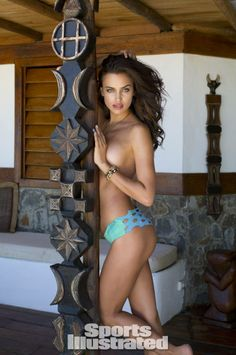 Irina Shayk – Sports Illustrated 2014 Swimsuit Issue - 1