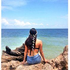 Praia ponta de pedra - Santarém PA