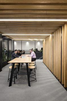 OZ Minerals Head Office - Studio Nine Architects Architects, Minerals, Conference Room, Studio, Table, Furniture, Home Decor, Decoration Home, Room Decor