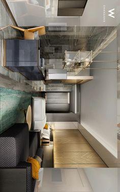 W Hotel, Guest Room, Hospitals, Living Room, Interior, Bedrooms, Design, Indoor, Bedroom