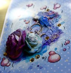Творческая мансарда Элен: Бархатная полночь Blog, Crafts, Manualidades, Blogging, Handmade Crafts, Craft, Arts And Crafts, Artesanato, Handicraft
