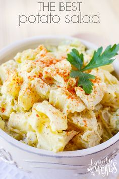 This is the best potato salad recipe with eggs, crunchy veggies to give it a good crunch. It's everything a potato salad should be, with nothing extra.