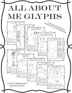 Summary: Download of 10 glyphs to get to know students and theirpreferences. Product Details: E-Book: 13 pages Language: English LIST PRICE: $3.99 Shipping: FREE – once payment is made you will receive an email with a linkto download the book. You will need Adobe Reader to open the book. Summary: This download includes 10 glyphs …