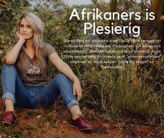 Afrikaners is Plesierig!  Afrikaanse t-hemde, te koop op www.republk.co.za