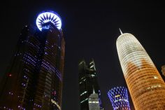 Viaggi con ricordi: Doha's skyscrapers